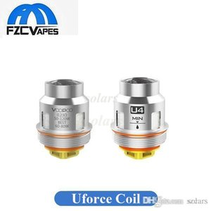 Authentische Voopoo UFORCE Coil Head Ersatzkern U2 U4 U6 U8 N1 N2 N3 D4 P2 Mesh-Vape Kern für UFORCE Behälter Drag 2 Kit