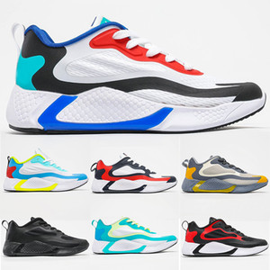 koşu ayakkabıları moda AlphaBounce ötesinde üçlü siyah beyaz M Bouncetm açık hava spor gündelik Nefes eğitici spor ayakkabı boyutu 40-44 Mens