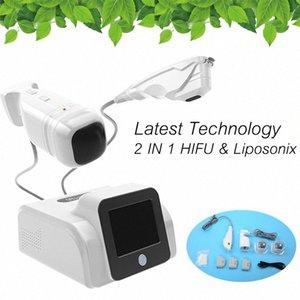 Venda quente HIFU Ultrasonic Anti Envelhecimento Lifting aperto Equipment Skin Care Anti-rugas Machines LipoSonix beleza máquina Cavitatio rNhQ #