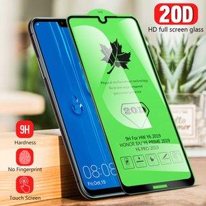 20D Полный клей Закаленный стеклянный стеклянный защитник для Xiaomi 8 / 8Pro / 8Lite / Redmi Note7 / Xiaomi 8SE / Xiaomi 9T Pro / Xiaomi 9x