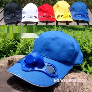 W8Z5q solare sole estivo cappello in cotone solare con il baseball capfan berretto da baseball cap fan pubblicità