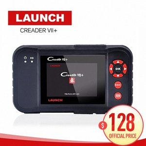 Оригинал Авто Code Reader X431 Creader VII + Creader VII Plus Update Via Offical Сайт OBDII сканер То же CRP123 lVoo #