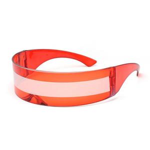 New Fancy Party Festival Sunglasses Hip Hop Punk Roy Funny Shades Fashion Top Goggles Oversized Big Sun Glasses1pcs Hot Sale