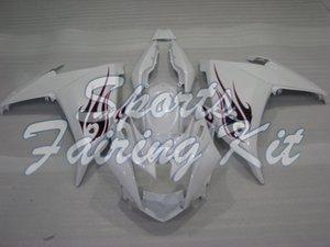 Обтекатель Наборы для YAMAHA FZ6 Fazer 2009 - 2013 White Обтекатели FZ6R Fazer 2009 обтекатели FZ6R 13