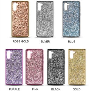 phone case For samsung a11 a21 a51 4G A71 4G Diamond back cover Armor Cases For moto G FAST G8 POWER C