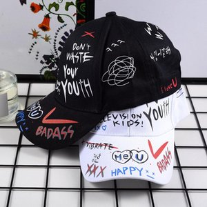 Colorful Graffiti Totem Hip Hop Baseball Cap For Men and Women 2020 Cheaper Fashion Hip Hop Snapback Hats dad caps
