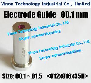 Guía del electrodo 0.1-1.5mm Agie para Actspark SD1, Drill20, HD30 335009852,335009073,335009074,335009075,335009076,335009077,335013223,335009078