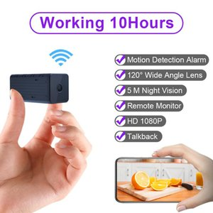 Mini WiFi Camera HD Wireless Remote Monitor Camera Tiny IP Video Recorder 1920*1080P