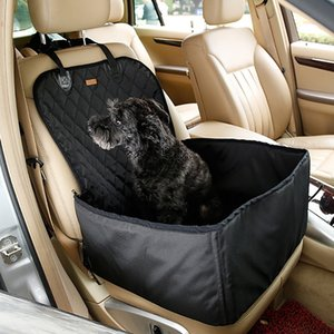 Dog Car Seat Cover Waterproof Dog Bag Carrier Dog Carry Bag Pet Seat Cover For Travel 2 in 1 Carrier Bucket Basket