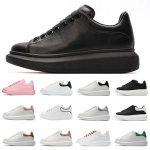 luxurys designers de sapatos de plataforma tênis preto Suede BACKTAB Triplo Branco Cinza BACKTAB homens mulheres casuais formadores formadores sapatos