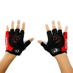 Men Cycling Bicycle Sports Half Finger Anti-slip Gel Pad Motorcycle MTB Road Bike Gloves S-XL New Arrival