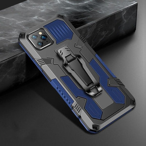 Phone Case For iPhone 12 SE 2020 11 pro xs max 6 7 8 plus Heavy Duty Shockproof Armor Case with Belt Clip