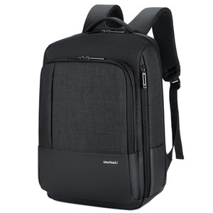 2020 New Business Laptop-Rucksack-Spielraum Wasserdichte Mens Rucksack USB aufladbare Rucksack Fabrik Benutzerdefinierte Großhandel