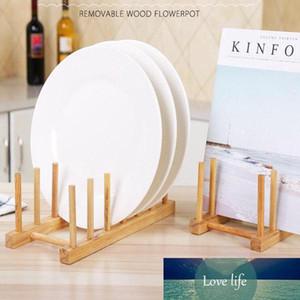Creative wooden cup holder household storage storage shelf tea cake rack
