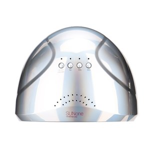 Дубового 48W SunOne Профессиональный светодиодный УФ-лак для ногтей лампы свет ногтей сушилка UV Lamp Корабль из Эстонии Склад