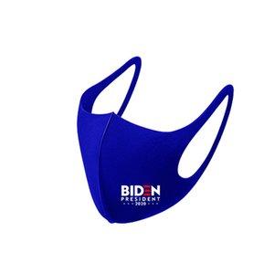 BiDen 2020 Маска для лица Joe BiDen 2020 America Избирательные принадлежности для выборов для пылезащитных Ультра тонкой печати Маска DHL Бесплатная доставка