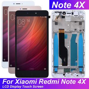 جودة LCD + الإطار لXIAOMI Redmi ملاحظة 4X LCD شاشة العرض التي تعمل باللمس لRedmi ملاحظة 4 العالمي النسخة LCD فقط للحصول على أنف العجل 625