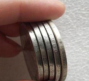 (Confederação) Diâmetro: 31,45 milímetros 5 banhado Coin Franken) (5 Francs níquel prata Suíça 1948 Copiar Unc Latão bbypm lg2010