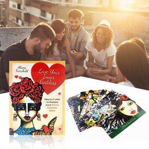 Pcs Tarot amor interno 44 Su tarjeta de Tarot Mágica Card Deck Tabla Guía carta de Destino Juego de Adivinación rHihx zhjoutdoorsport
