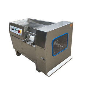 Hot sale high quality Commercial dicing machine Stainless steel meat dicer Micro-frozen meat granule cutting machine 380V