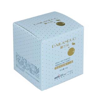 DIY OEM ODM Essential Skin Care Cream Paper Box Wholesale Custom Printed Art Paper Packaging Face Cream Box Gift Wrap