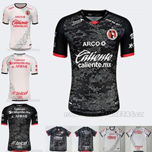2020 المكسيك الاسباني Xolos دي تيخوانا الرئيسية لكرة القدم بالقميص بعيدا 2020 2021 قمصان 20 أطلس نيكاكسا باتشوكا كرة القدم