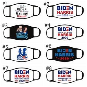 Joe Biden 2020 Election Mask Keep America Great Again Face Masks dustproof Washable Breathable cotton Mouth mask PPA96