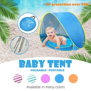 Present Hang Flag Children Teepee Tent Play Waterproof Portable Kids Games Beach Tent Outdoor Pool Toys For Children
