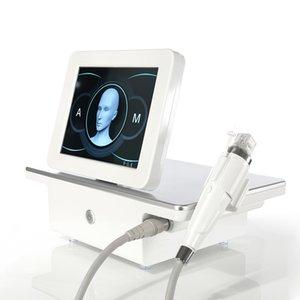 ago macchina portatile oro micro per la frequenza di cura della pelle / radio microneedle rf frazionale / rf frazionale micro ago