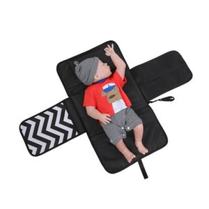 Portable Pad Bag Multifunction Changing Diaper Table Waterproof Baby Care Maternal and Child Supplies