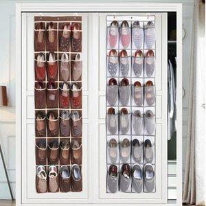 Fast Pocket Shoe Space Door Hanging Organizer Rack Wall Bag Storage Closet Holder