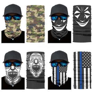 Atacado Face Mask Ply gancho máscaras impedem que Anti Poeira Seguro Facemask Ski Designer Designer Impresso Protecção # 850
