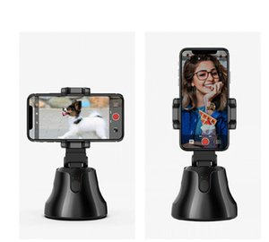Apai Genie Auto Smart Shooting Selfie Stick Intelligent Follow Gimbal AI-Composition Object Tracking Auto Face Tracking Camera Phone Holder
