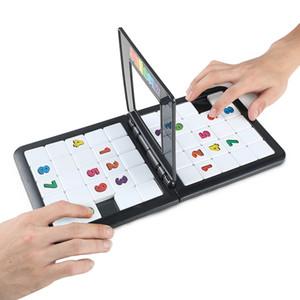 Neue Puzzle-Spiel Spielzeug Farbe Handy Rubiks Cube 2 vs Puzzle-Spaß Puzzle interaktives Spielzeug für Jungen und Mädchen