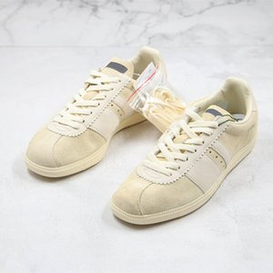2020 New Sneakers Beige Portrait Bubble Eye Band Co-Branded Oasis Band Liam Gallagher LG SPZL Hommes Spezial Femmes Chaussures Casual 36-45