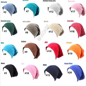 Adults Knit Cotton Hat Winter Warm Candy Color Beanies Women Men Sports Hiphop Skull Cap Casual Pullover Hats Ear Muff Headgear Sale D92407