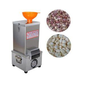 IRISLEE 180W Comercial Ajo Peeling máquina eléctrica pelador de ajos tipo seco Ajo Peeling Machine Precio Hotel Restaurant 220V
