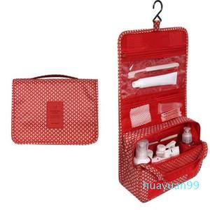 New- bag Bathroom Makeup Bags Toiletries Organizer Waterproof Storage Wash Bag Neutral Hanging Toiletry Bag