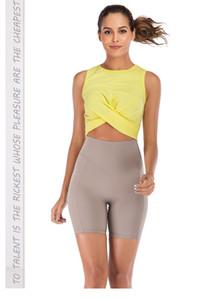 Mulheres magras fitness Calças Curtas Casual Calças Ladies magros alta cintura Verão inferior na altura do joelho preto Shorts Bodycon Streetwear