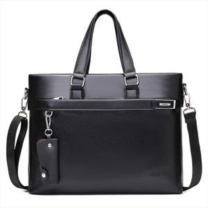 Brand High Quality Mens Casual briefcase Business Messenger Handbags Men Bags sac a main pour hommes Designer