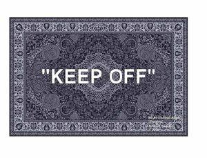 Oferta especial 2020 Início tapete moda tapete de alta qualidade IK- manter fora -EA quente tapete Cashmere tapete confortável e macia oferta especial