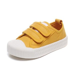 Children's Canvas shoes Baby Girls Toddler Shoes Fashion White PU Casual Light Soft Sport Running Children's Shoes
