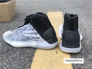 Chaussures de basket-ball authentique Quantum QNTM Hommes Femmes Mafia EG1535 Kanye West coureur de vague réfléchissant Chaussures de sport Sport Boîte d'origine