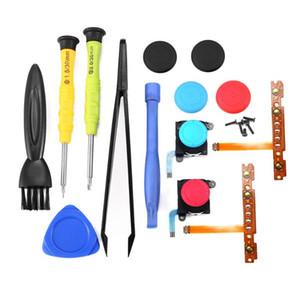 JOY-CON Repait Kit 3D Joystick Replacement for Switch Repair Tool L R SL SR L R SL SR Button Flexible Cable