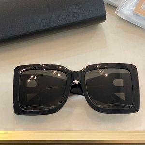 4312 occhiali da sole popolari forma quadrata forma retrò donne moda occhiali da sole lenti lenti classiche metallo B popolare stile occhiali da vista superiore UV 400 con scatola