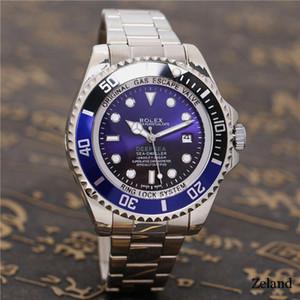 Relogio Masculino Men Watch Vestido Upscale Designer de Moda Automatic Relógios Mecânicos Calendário Diamante Fecho dobrável Mestre Relógio Masculino