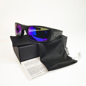 نظارات التكتيكية الكلاسيكية الاستقطاب عدسة UV400 في الهواء الطلق الرياضة نظارات الشمس رقم 9096 النظارات الشمسية الدراجات عظة الرجال النساء النظارات الشمسية