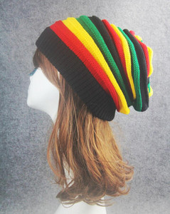 Hiphop Skullies Beanies Elegant Coloful Knitted Hats Cap Beanies Autumn Winter Casual Cap Outdoor Warm Hat
