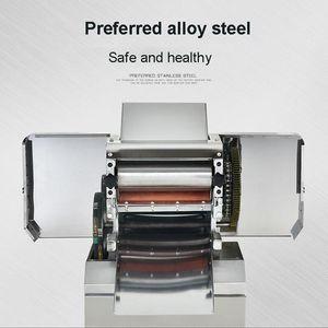 Máquina de fazer macarrão Press Machine Automatic Commercial Stainless Steel Clectric Pasta