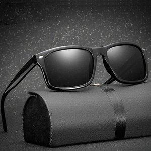 1030 Männer polarisierten Sonnenbrillen square Spiegel Photochromic Sonnenbrillen Frauen Driving Goggles Gafas De Sol Günstige Brillen Online sungla ABTV #